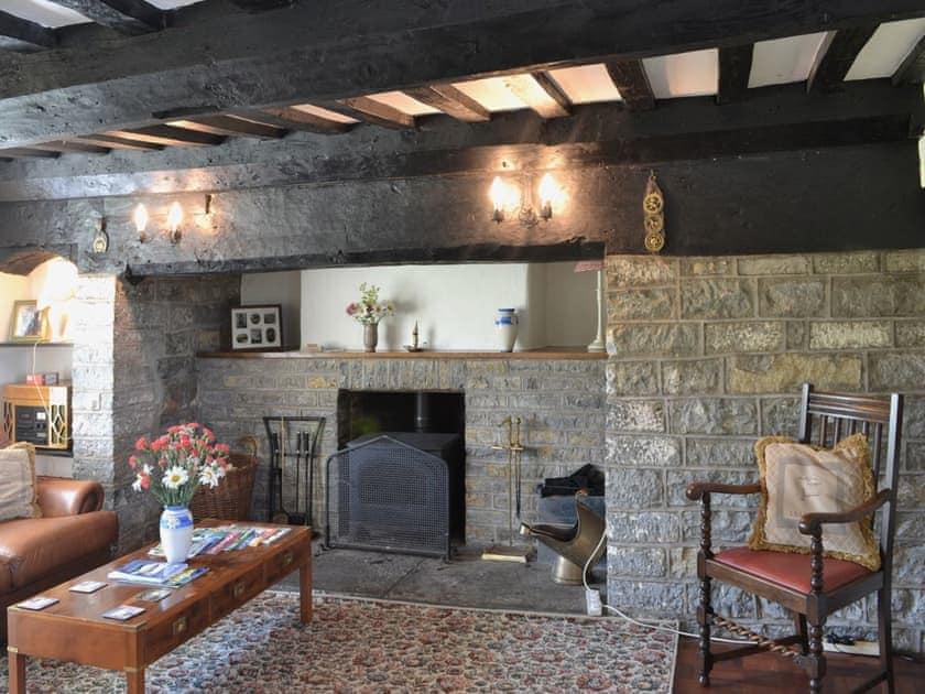Living room   Tilham Cottage, Baltonsborough, nr. Glastonbury
