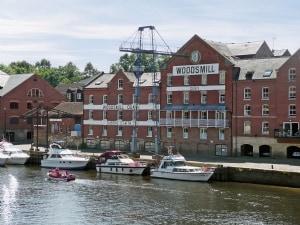 Jorvik - Woodsmill Quay
