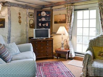 Charming living room | Cwmmegan, Trefeglwys, near Caersws