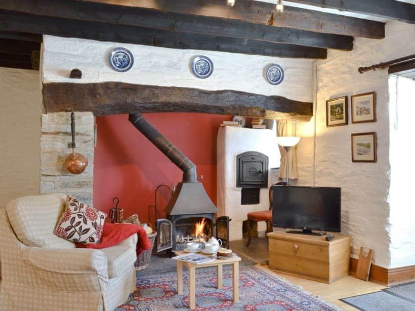 Living room | Yet Farm Cottage, Cenarth
