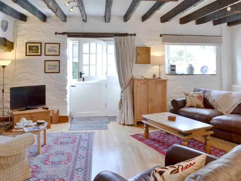 Living room/dining room | Yet Farm Cottage, Cenarth