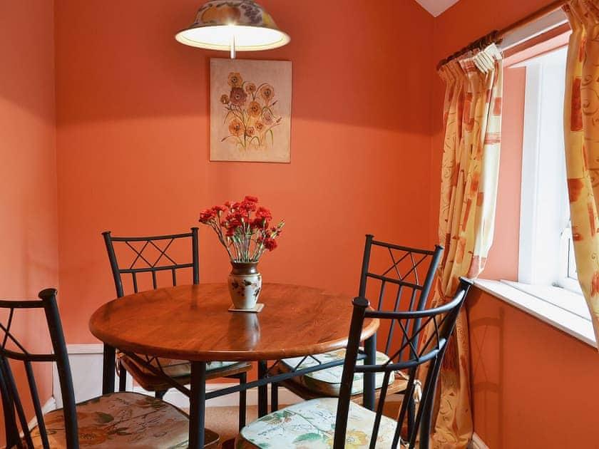 Dining Area   Whitelee Farm - Birch Cottage, Byrness Village, nr. Otterburn