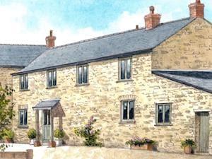 Dale Farm Cottages - Dale Barton