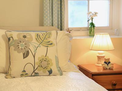 Triple bedroom | Tuckenhay Mill - 4 Castle Cottage, Bow Creek, between Dartmouth and Totnes