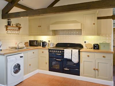 Stylish fully fitted kitchen | Curlew Barn, near Middleham, Leyburn