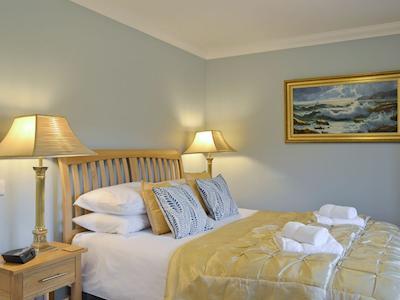 Comfortable master bedroom | Strathnairn, Farr near Inverness