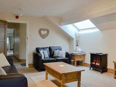 Second living area | Hindwell Farmhouse, Walton near Presteigne