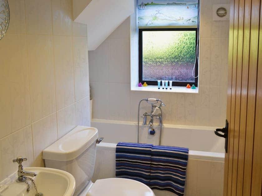 Bathroom | The Forge - Orchard Farm, West Beckham, near Sheringham