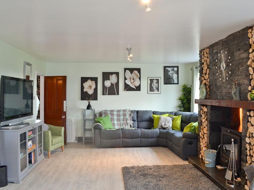 Spacious lounge | Hillcrest House, Brown Edge, near Leek