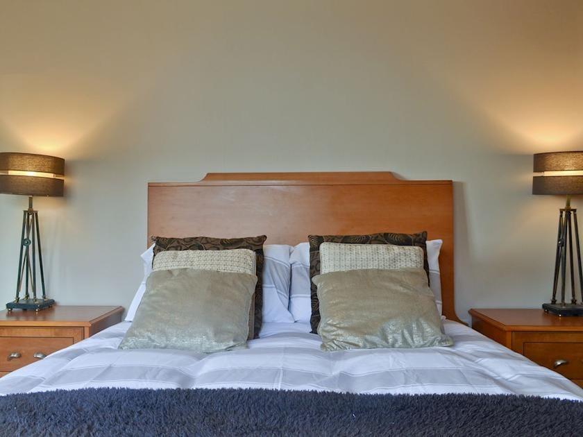 Stylish double room | Hillcrest House, Brown Edge, near Leek