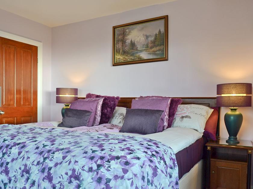 Spacious family bedroom | Hillcrest House, Brown Edge, near Leek