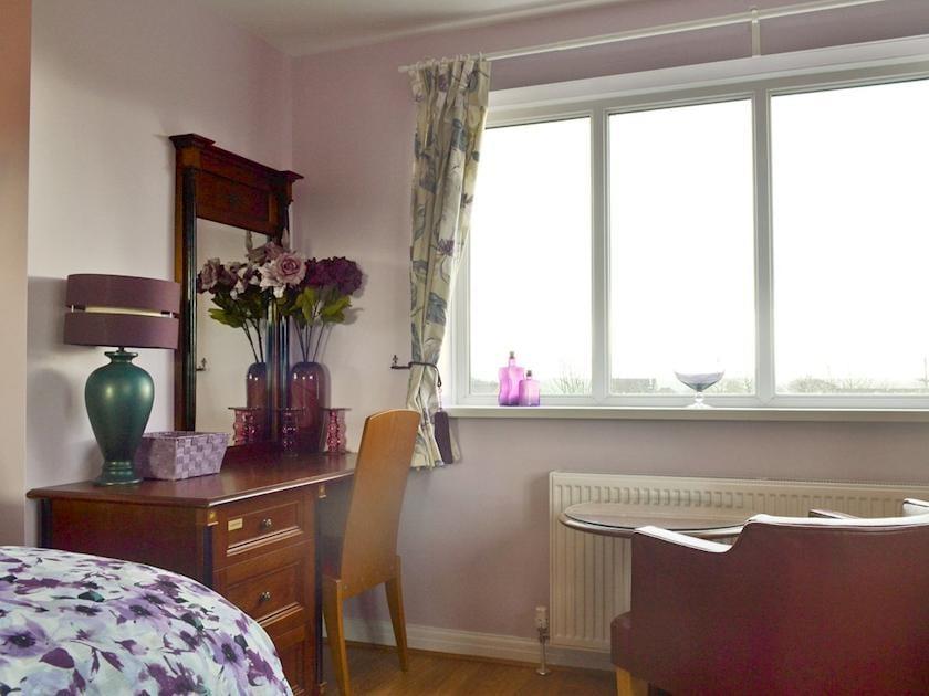 Dressing area of family bedroom | Hillcrest House, Brown Edge, near Leek