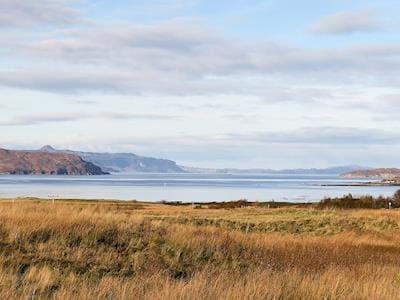 Stunning views   Skylark Cottage, Upper Breakish, Isle of Skye