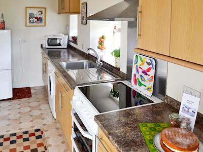 Kitchen/diner   Beuchan Cottage, Keir Mill, Thornhill