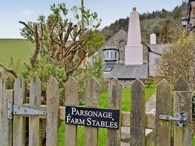 Exterior | Parsonage Farm Stables, Culbone, nr. Porlock