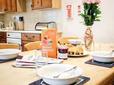 Kitchen/diner | Ashcombe - Madeleine, Ashcombe, nr. Dawlish