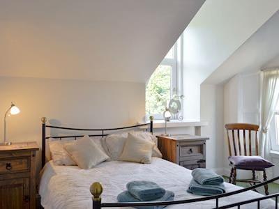 Relaxing double bedroom | Rockvale, Innellan near Dunoon