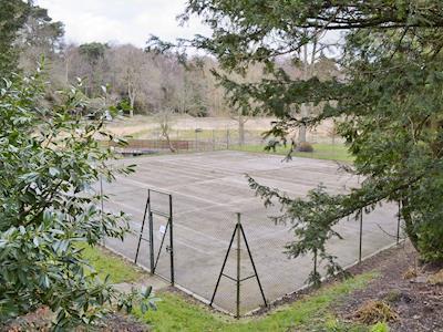 Communal tennis courts | ,