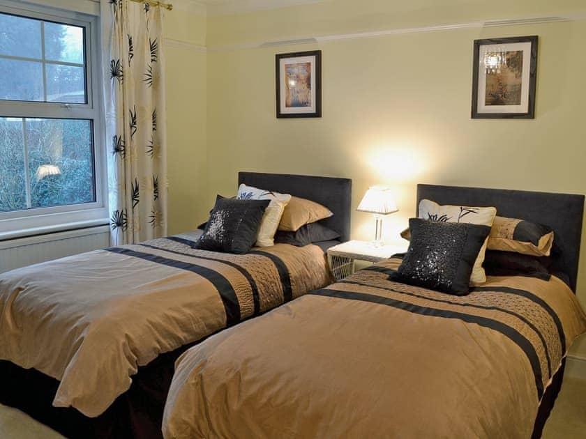 Cosy twin bedroom   Little Ponds, Cross In Hand, near Heathfield
