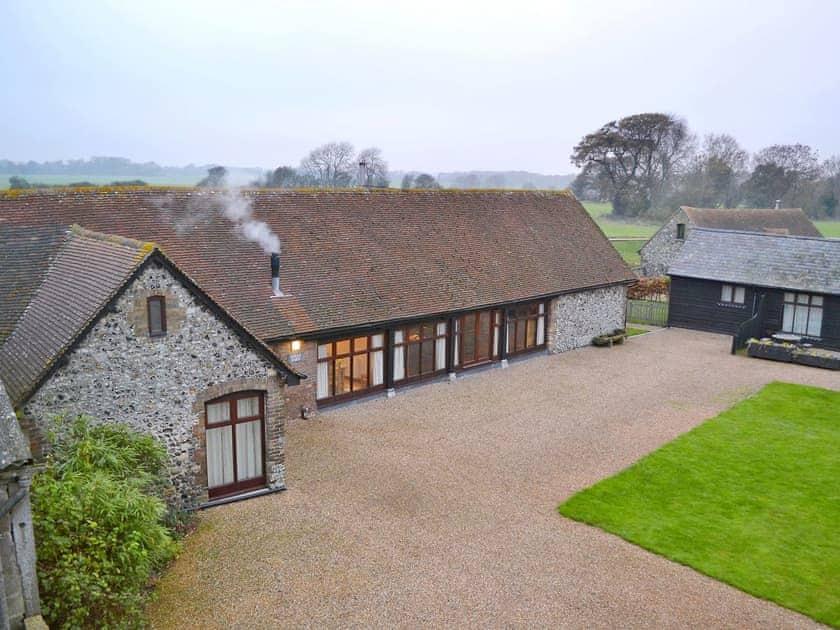 St Radigund's Abbey Farm - Nell's Barn