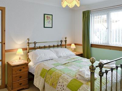 Comfortable double bedroom | Hilltop, Newton Stewart