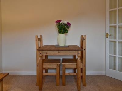 Dining area | The Loft, Reeth