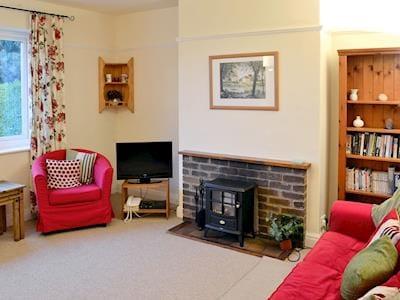 Cosy living room | Cartref, Llysfaen Village, near Old Colwyn