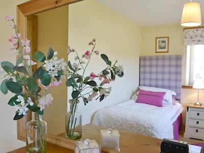 Relaxing single bedroom | Grey Craig, Kirtlebridge near Annan
