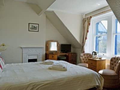Comfortable double bedroom | Berkeley House, Keswick