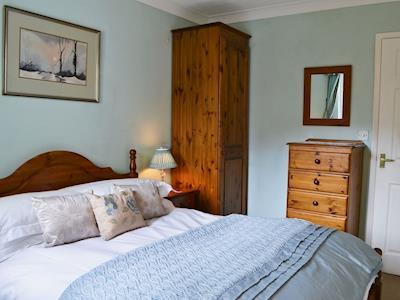 Double bedroom with en-suite bathroom | Eskdale, Ambleside
