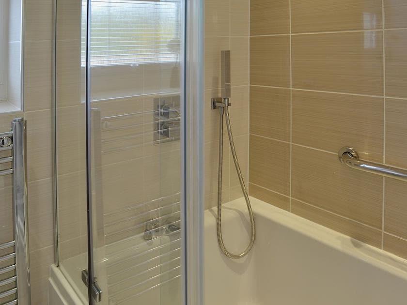 Bathroom | Cottage Four - Eldin Hall Cottages, Scarborough