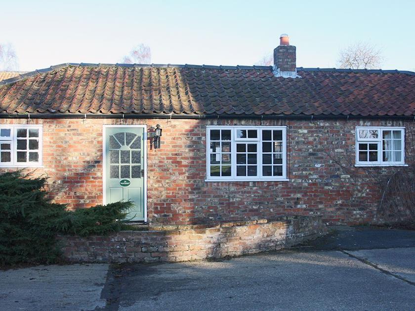 Claxton Grange - Hockney