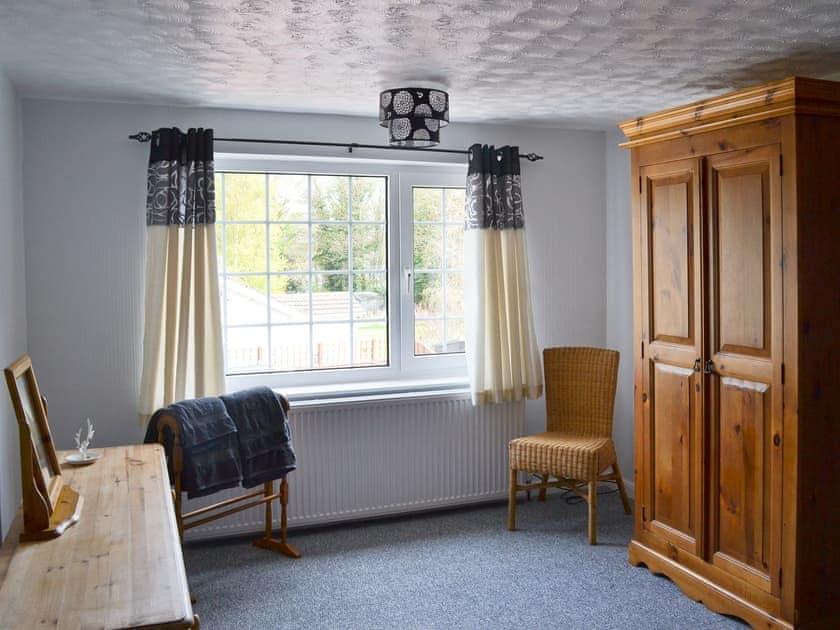 Double bedroom   Banovallum Cottage, Horncastle