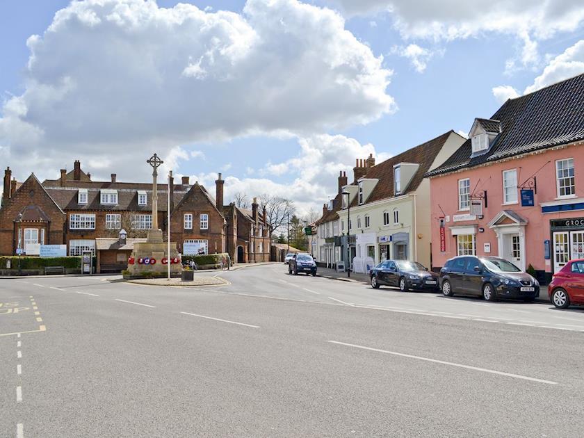 Market town of Holt | Sweet Pea Cottage, Holt