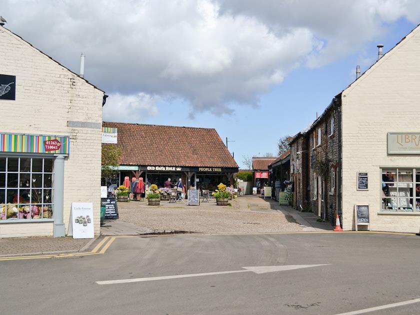 Local shops in Holt | Sweet Pea Cottage, Holt
