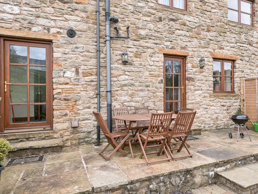 Sitting out area | Wild Goose Cottage, Alston