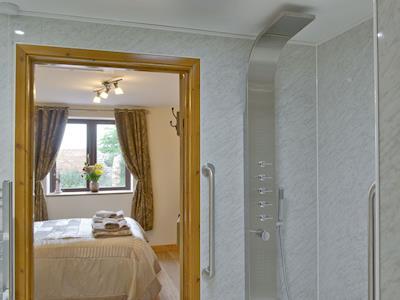 Modern en-suite wetroom | Annexe at Church Farm Barn, Ingham, near Stalham