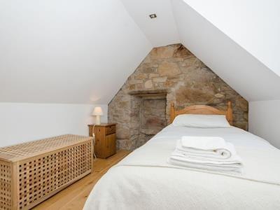 Twin bedroom | Fishermans Rest, Cellardyke, near Anstruther