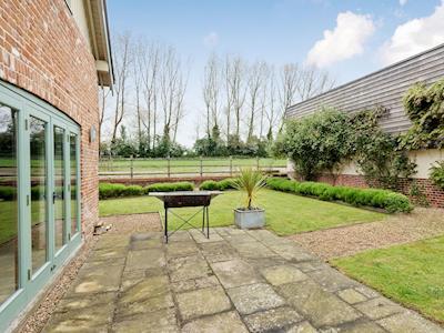 Garden | Country Barn at Pond Farm, Swanton Abbott