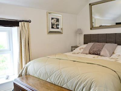 Comfy double bedroom | L'al Cottage, Sockbridge, near Penrith
