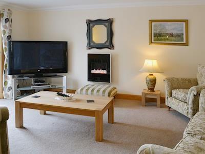 Living room | Kirkland Burn, Tinwald, near Dumfries