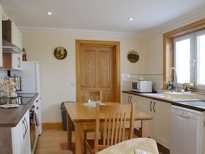 Kitchen/diner | Kirkland Burn, Tinwald, near Dumfries
