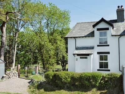 19th century former railway cottage    Howe Bridge House, near Portinscale