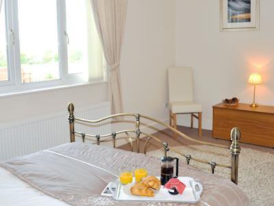Double bedroom | Glennydd, Bronant, near Aberystwyth