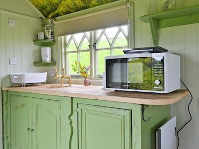 Kitchen area | Nadine - Llethrau Estate, Felindre, near Knighton