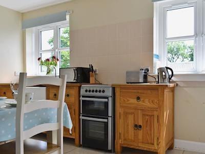 Kitchen/diner | Staffin House Apartment, Staffin, near Portree