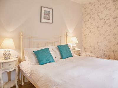 Lovely romantic double bedroom | Harvest Barn, Westwick, Norwich