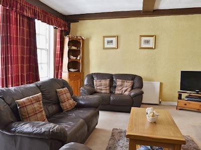 Living room | Belfrey House, York
