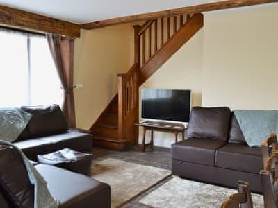 Living room   LlaethdyMilkhouse, Talgarth, near Brecon