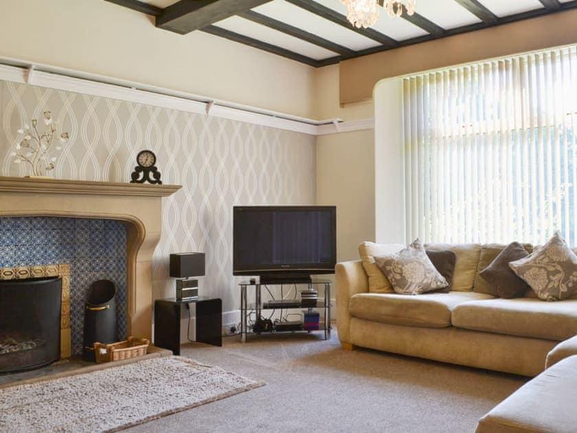 Spacious lounge | Corner Cottage, Troutbeck Bridge, near Windermere